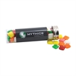 """Mini Chicklets Gum in a 5 """" Plastic Tube with Metal Cap"""