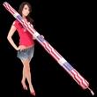8' Patriotic Flying Rocket (Air Powered) - 8' patriotic flying rocket (air powered), blank