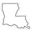 Louisiana State Magnet