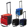 36 Can Collapsible Rolling Cooler Bag - 36 can collapsible rolling cooler bag.