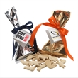 Animal Crackers Favor/Mug Stuffer Bags with Ribbon
