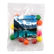 Large Bountiful Bag Full Color Label with Gumballs
