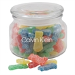 Sour Patch Kids in a Glass Jar with Lid