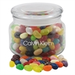 Jelly Bellys Candy in a Glass Jar with Lid