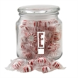 Starlight Peppermints in a Glass Jar with Lid