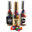"8"" Champaign Bottle with Gumballs"