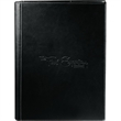"""Alicia Klein (R) Deluxe Padfolio - UltraHyde deluxe padfolio with 8.5"""" x 11"""" writing pad and zippered security pocket."""