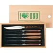 Laguiole 6 Piece Array Steak Knife Set