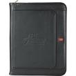 Wenger (R) Executive Leather Zippered Padfolio Bundle Set