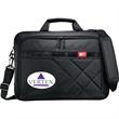 "Case Logic® Cross-Hatch 17"" Computer Briefcase - Case Logic® Cross-Hatch 17"" Computer Briefcase"