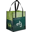 Big Grocery Laminated Non-Woven Tote - Big Grocery Laminated Non-Woven Tote