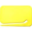 Jumbo size rectangular letter opener