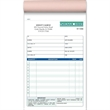 "Purchase Order Book - 5 1/2"" x 8"" 3-part Ruled Order Book, 50 sets per book."
