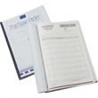 "Purchase Order Book - 5 3/4"" X 8 1/2"" 2 or 3-part Ruled Puchase Order Book, 100 sets per book."