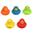 Rubber Duck - Rubber duck, assored colors.