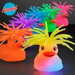 Light Up Crazy Hair Puffer Ducks