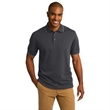 Port Authority Rapid Dry Tipped Polo. - Port Authority Rapid Dry Tipped Polo.