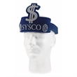 Dollar Sign Foam Hat