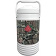 Mossy Oak Break-Up Infinity 1/2 Gallon beverage Igloo coole - 1/2 gallon beverage cooler wrapped with Camo.