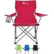 The Big Lounger - Tall back chair with cup holder.