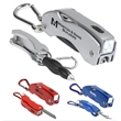 Multifunctional key chain - LED Light Metal Pen with Carabiner