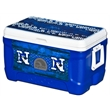 Igloo Contour 52 DuoDeco Cooler - Majestic Blue - 52 Quarts, 83 cans cooler.