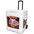 Igloo Ice Cube 60 Roller - 60 quarts, 90 cans capacity roller cooler.