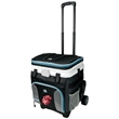 Maxcold Cool Fusion 36 Can Roller (Black) - 28.5 Quarts 36 Cans capacity cooler.