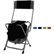 Anywhere Cooler Chair, Folding Cooler Chair - Chair with built-in cooler.