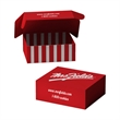 Boxes - Make sure your branding has the full packaging treatment with our new line of Tek P.O.P. full color printed boxes.
