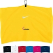 Nike (R) Embroidered Towel