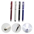 3-in-1 Flashlight Stylus Pen