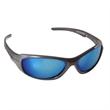9MM Sun Glasses - Blank 9MM gray sun glasses.