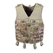 MultiCam® M.O.L.L.E. Modular Vest - Modular vest made of nylon, Blank.