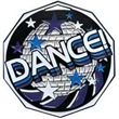 """2"""" Decagon Colored Medal DANCE"""
