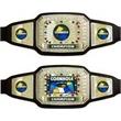 Championship Belt- Cornhole - Award belt for cornhole championships with stock design