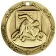 3'' World Class Wrestling Medallion (G)
