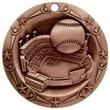 3'' World Class Baseball Medallion (B)