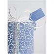 "Sunburst Present Greeting Card - New sunburst present greeting card with ""Happy Birthday!"" on the front"
