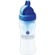 Portable Water Filter Bottle-14oz - Boost brand awareness with this unique Portable Water Filter Bottle-14oz.