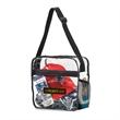 Clear Event Messenger Bag