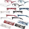 Soft Finish Reading Glasses with Matching Case