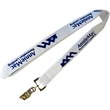 Lanyards with Alligator Clip Attachment