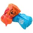 Luxury Plush Blanket - Luxury plush blanket. Edges fold double needle. Satin ribbon packaging.