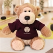 "Chelsea (TM) Lawrence Jr. Plush Toy - 8"" size plush stuffed bear, sitting size is 6"""