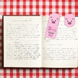 Paws N Claws MagneticMark Bookmark