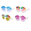 Happy Birthday Balloon Sunglasses - Sunglasses with balloons on the frames above the lenses.