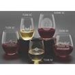 Chardonnay Wine Glasses - Set of 2