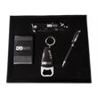 Large Gift Set - Gift set with bottle opener, business card case, knife, pen.