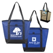 The City Life Beach, Corporate and Travel Boat Tote Bag This
